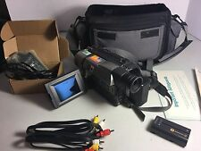 SONY CCD-TRV75 Hi8 Video8 8mm XRAY Player Recorder Camera Camcorder as GV-A500