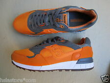 "Solebox X Saucony Shadow 5000 45 ""Three Brothers Pack"" Part 2 Orange/Grey/White"