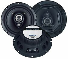 "BMW E46 17cm 6.5"" Car Door Speakers come with Adaptor in pair 400 Watts In Total"