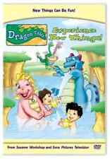 DRAGON TALES-DRAGON TALES:EXPERIENCE NEW THINGS!  DVD NEW