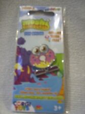 Moshi Monsters pin badge  Oddie
