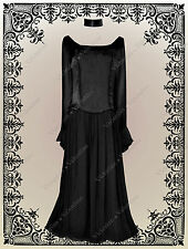 Steampunk Victorian Gothic Renaissance Clothing Juliet Halloween Gown Dress XL
