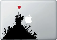 MB - Kids on Gun Hill with Red Balloon - Banksy Style Decal