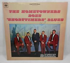 THE HOMETOWNERS Does Shorttimers Blues SUPER RARE COUNTRY CBS Import LP 1960's