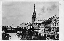 B11341 Romania Arad Bulevardul Regina Maria   real photo