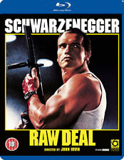 RAW DEAL  - BLU-RAY - REGION B UK