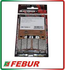 Pastiglie Freno DID Zcoo T005 EX C Honda 600 CBR RR/ ABS 05-16
