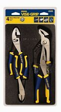 IRWIN Tools VISE-GRIP Pliers Set, 4-Piece Traditional (2078707)