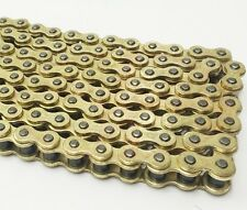 Drive Chain 520 Heavy Duty 96L inc Split Link GOLD for Quadzilla Dinli 450 Quad