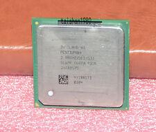 ntel Pentium 4 CPU Processor 2.8 GHz 533 MHz Socket 478/N SL6PF SL6S4