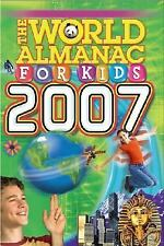 The World Almanac for Kids 2007 (World Almanac for Kids)-ExLibrary