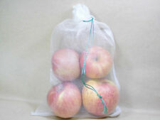"""20X 11""""X7"""" Agriculture Garden Fruit seed Protection Exclusion NYLON Mesh Net Bag"""