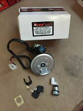 Honda CBR125 CBR 125 2004 - 2011 Ignition Barrel Kit with Seat Lock & Petrol Cap