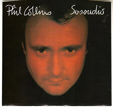 PHIL COLLINS: SUSSUDIO / I LIKE THE WAY 45 RPM GENESIS AOR