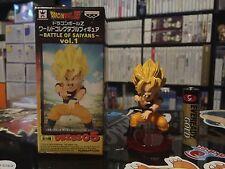 dragon ball z banpresto WCF Battle Of Saiyans Vol.1 Son Gokou/Goku Figure NEW