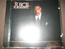 NUOVO + OVP CD ORAN Juice Jones – to be immortal -- Michael Jackson Stevie Wonder
