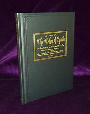 A BOOK OF THE OFFICES OF SPIRITS Limited Edition Grimoire, Teitan Press, Magick