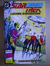 STAR TREK L'Ultima generazione  - Play Book n°12 Play Press   [G477]