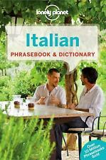 Italian : Phrasebook and Dictionary by Karina / Iagnocco Coates (2015,...