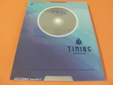 KIM HYUN JOONG - Timing (Limited Edition) CD + DVD (Sealed) *NEW* K-POP