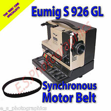 EUMIG S 926 GL Super 8mm Cine Projector Belt (Main Motor Belt) Toothed