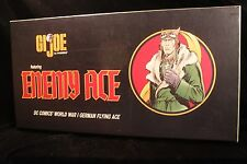 "GI Joe Dreams & Visions DC Comics German Enemy Ace WW I Fig Set ""RARE"" MIB"