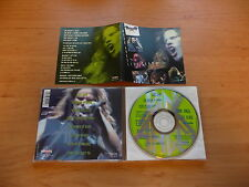 @ CD DARK ANGEL - LIVE SCARS / UNDER ONE FLAG 1990 ORG / RARE METAL
