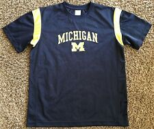 UNIVERSITY OF MICHIGAN WOLVERINES NCAA  JERSEY BY KID SPORTS  YOUTH MEDIUM 14-16