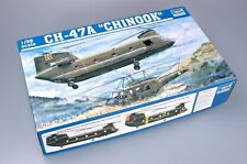 Trumpeter 1/35 05104 CH-47A Chinook Helicopter