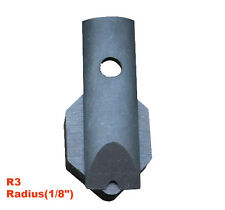 "Brend New 1/8"" Radius R3 Replaceable Die Blade for Corner Rounder Punch Cutter"