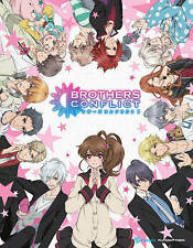 Brothers Conflict: The Complete Series (Limited Edition Blu-ray/DVD Combo), New