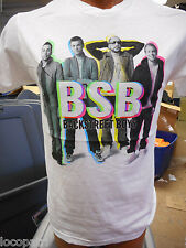 Mens Unisex Backstreet Boys Licensed Concert Shirt New M
