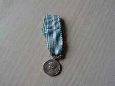 medaille reduction coloniale