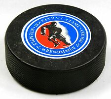 MOLSON HALL OF FAME NEW YORK RANGERS HOCKEY PUCK! US00605