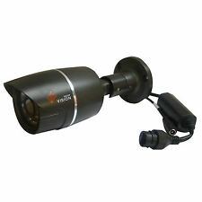 IPC 1080p H. 264 Onvif 3.6 mm Lente Fijo De 3.0 mp 24 Led Cámara Bullet Gris
