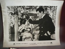 PHOTO VINTAGE MADAME BUTTERFLY SYLVIA SIDNEY CARY GRANT 1932