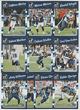 2016 TENNESSEE TITANS 40 Card Lot w/ DONRUSS Team Set 26 CURRENT Players