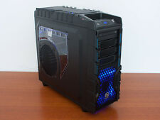 Thermaltake Overseer RX-I Full Tower - 1x 200mm front LED fan + 1x exhaust fan