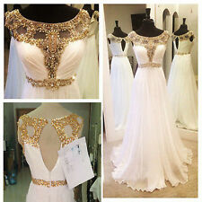 2016 Robe de mariée custom New mariage soirée wedding dress evening dress A0889