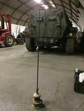 Clansman antenna 2m whip section lower section only