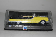 NEW RAY 1955 PONTIAC STARCHIEF, 1:43 SCALE,BOXED