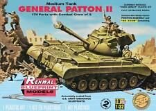 Revell Renwal M47 Patton II Tank model kit 1/32