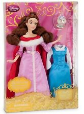 "Disney Belle 11 1/2"" Singing Doll and Costume Set"