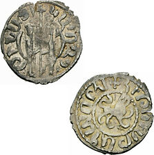 Armenien Königreich Hetoum I Zabel Tram Sis Löwe Kreuz Bedoukian CCA 1209 var.