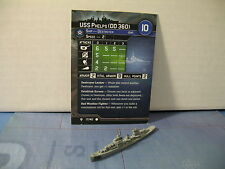 Axis and Allies War at Sea Flank Speed USS Phelps (DD 360) 17/40
