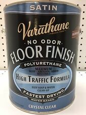 Rust Oleum 1-Gallon Varathane Interior Satin Water-Based Polyurethane