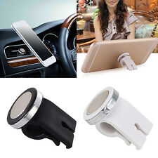 Magnet universal Lüftungs-Halterung KFZ LKW Gitter Auto Lamelle Handy Smartphone