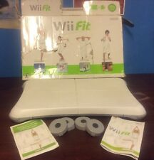 Wii Fit Balance Board Missing Battery Back Tested to work- Preowned