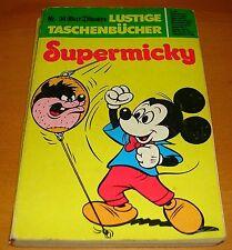 Comic Lustige Taschenbücher 34 Supermicky LTB 1.Auflage