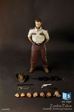 "DSTOYS 1/6 The Walking Dead Rick Grimes Sheriff 12"" Figure W/Body Head Clothes"
